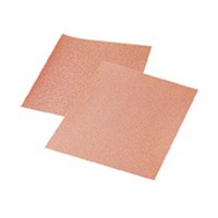 3M 51144021031 Abrasive Sheets, Aluminum Oxide on A-Weight Paper, 9 x 11in, 220 Grit