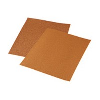 3M 51144100026 Abrasive Sheets, Garnet on A-Weight Paper, 9 x 11in, 220 Grit