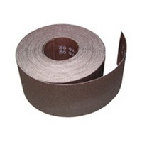 Pacific Abrasives RL A100XOP XW341 3X50YDS, Abrasive Sleeve, Aluminum Oxide on X-Weight Cloth, 3in, 100 Grit