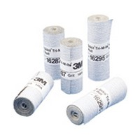 3M 51141278100 Abrasive Rolls, Silicon Carbide on A-Weight Paper, 2-1/2 Wide, 120 Grit