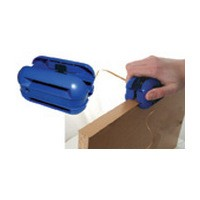 FastCap Q.TRIM Quad Trimmer, Pneumatic Edgebanding Trimmer