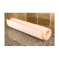 Meier 162-21RL-AL, 21in Non-Slip Mat Roll, Prisma Series, Almond, Roll Size 21 x 393in