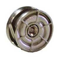 Meier 511.525.033, Spiral Cam, 25mm Spiral Cam System, 12mm x 25mm, Zinc