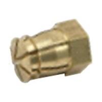 Meier 944.112.105, Spreading Dowel, 35mm Spiral Cam System, M6 x 12mm, Brass