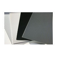 Meier 161-19RL-SIL, 19-3/4 Non-Slip Mat Roll, Modern Line Series, Silver, Roll Size 19-3/4 x 393in