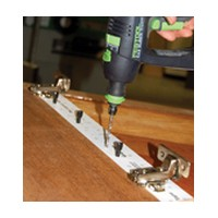 FastCap LAYOUT SYSTEM LAYOUT, 32mm Space Line Boring Tape, Layout Tape & Drill Bit Kit