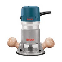 Bosch 1617EVS, Router, Knob Handle Style, Variable Speed 8,000 - 25,000 RPM, 2-1/4 HP, 12 Amps, Soft Start, 1/4, 3/8 & 1/2 Collet Capacity