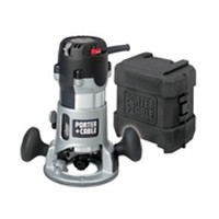 Porter Cable 892, Router, Knob Handle Style, Variable Speed 10,000 - 23,000 RPM, 2-1/4 HP, 12 Amps, 1/4 & 1/2 Collet Capacity