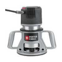Porter Cable 7519, Router, Side Handle Style, Single Speed 21,000 RPM, 3-1/4 HP, 15 Amps, Soft Start, 1/2 Collet Capacity