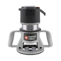 Porter Cable 7518, Router, Side Handle Style, 5 Speed, 3-1/4 HP, 15 Amps, Soft Start, 1/2 Collet Capacity,