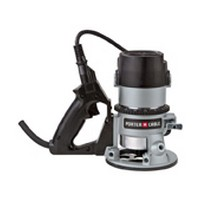 Black & Decker 691, Router, D-Handle Style, Single Speed 27,500 RPM, 1-3/4 HP, 11 Amps, 1/4 & 1/2 Collet Capacity