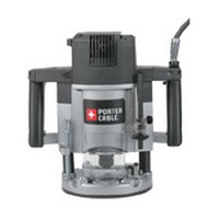 Black and Decker 7539, Router, Side Handle Style, Variable Speed (10,000, 13,000, 16,000, 19,000 and 21,000 RPM settings), 3-1/4 HP, 15 Amps, Soft Start, 3in Plunge Depth, 1/2 Collet Capacity