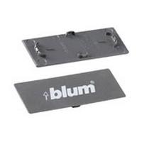 Blum 7427250 Blum Embossed Cover for 358M Series, Dust Grey