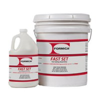 WE PREFERRED F-522-01, 1 Gallon Formica IdealEdge Fast Set Glue