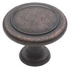 Amerock BP1387RBZ, Rustic Bronze 1-1/4
