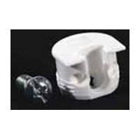 Selby K91309W, 5mm Bore, Nylon Shelf Support, Shelf Magic II, White, 2,000-Pack