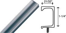 Paramount Extrusions 5122 Aluminum 6' Pull