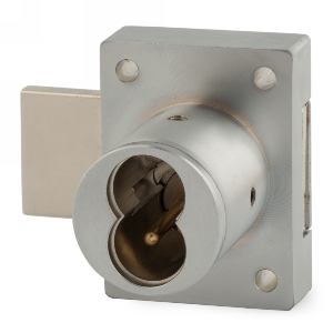 "1-1/4"" Cylinder Interchangeable Core Deadbolt Lock, Oil-Rubbed Bronze, Olympus Lock 721DR-10B"