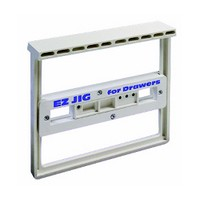 Pro-Trades EZ 2000, Decorative Hardware Jig for Cabinet Drawers