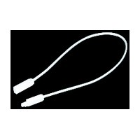 "Hera 39"" Link Wire, Eco-LED Series, White, MINI-1000"