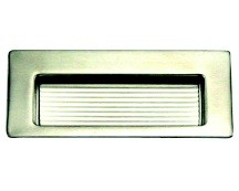 Engineered Products (EPCO) DP485-SS - Recessed Pull, Length 85mm, Stainless Steel, Recessed Pulls