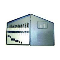 WE Preferred 1627013 961 1 Drill Bit Sets, Industrial Steel Drill Bits, 13 Piece Set,