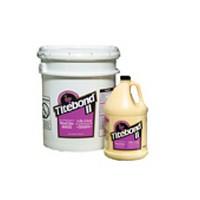 Franklin 2317, 5 Gallon Titebond II Fluorescent Glue, Honey Cream Color, Dries Translucent