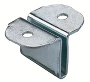 KV 154 ANO, 154 Series Shelf Fastener, Anochrome, Knape and Vogt