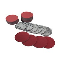 WE Preferred 0587343200961 10 Abrasive Discs, Foam, 6in, No Hole, Hook & Loop, 2000 Grit
