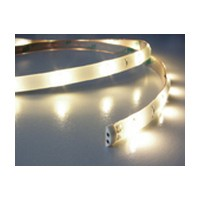 Hera TAPELED/CW 0.8 Watt LED Tape Lighting, 24V, Low Voltage, 12 L, Surface Mount, Cool White, White
