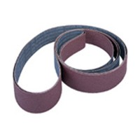 WW Preferred Edge Sanding Belt, Aluminum Oxide on X-Weight Cloth, 6 x 120in, 120 Grit