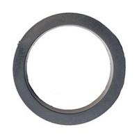 Hughes H404BP-100 Bulk-100, Round Plastic Grommet Liners, Bore Hole: 2-1/2 dia., Brass