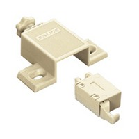 Salice DP4SNB, Adjustable Latch, Single, No Lip, Beige