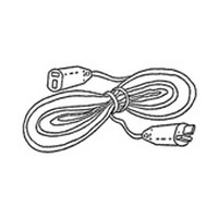Specialty Lighting 7000-0857, 72in Ext Cord for Canister Lights, Brown