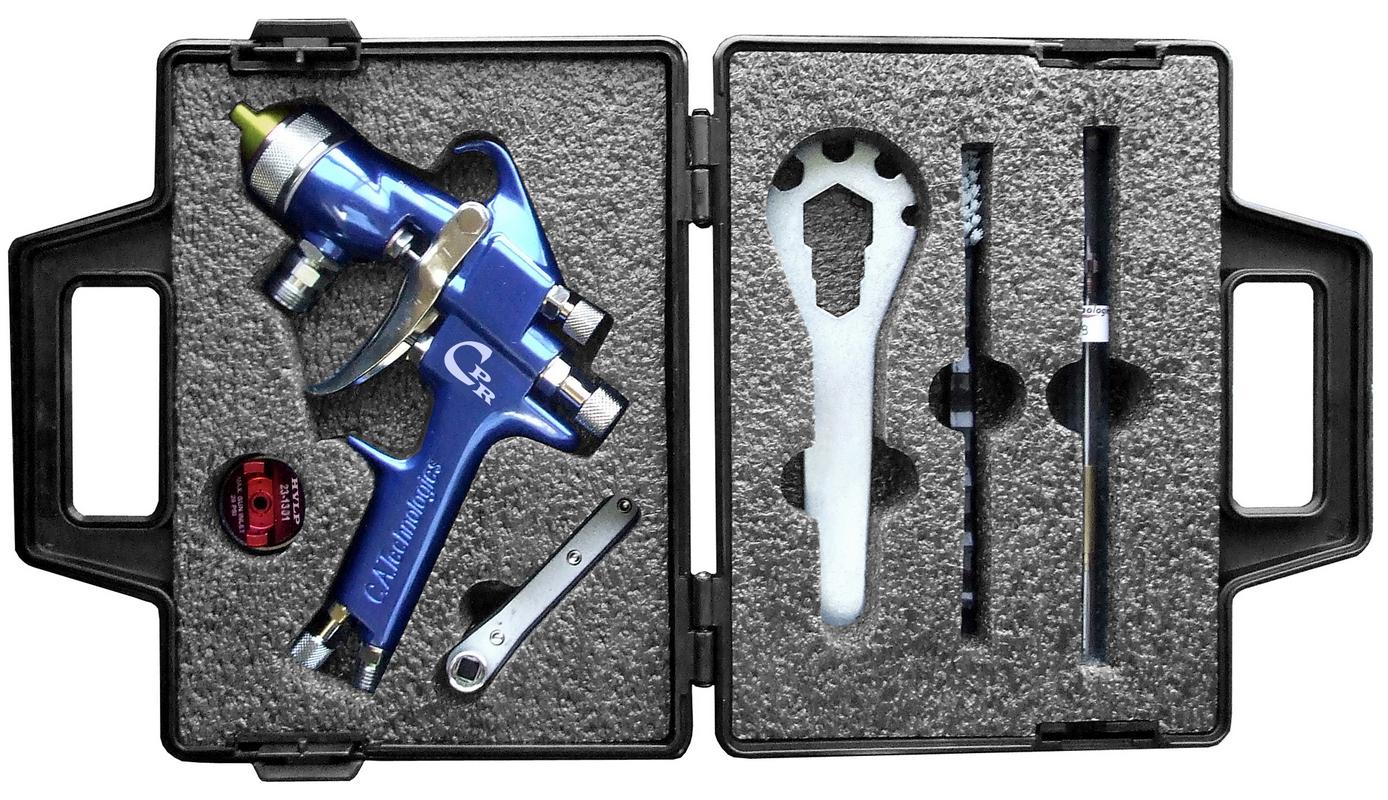 CA Tech CPR, CPR HVLP/Compliant Gun Kit, No Cup