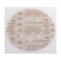 3M 51111545485 Abrasive Discs, Microning Film, 5in 8-Hole Hook & Loop, 100 Micron