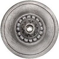 Notting Hill NHK-210-AP, Portobello Road Knob in Antique Pewter, King's Road