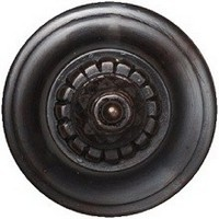 Notting Hill NHK-210-DB, Portobello Road Knob in Dark Brass, King's Road