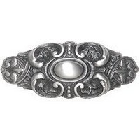 Notting Hill NHK-211-AP, Queensway Knob in Antique Pewter, King's Road