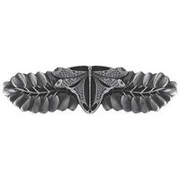 Notting Hill NHP-607-AP, Dragonfly Pull in Antique Pewter, All Creatures
