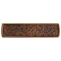 Notting Hill NHP-659-AC, Saddleworth Pull in Antique Copper, Classic