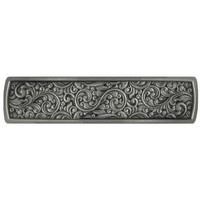 Notting Hill NHP-659-AP, Saddleworth Pull in Antique Pewter, Classic