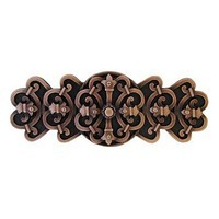 Notting Hill NHP-676-AC, Chateau Pull in Antique Copper, Olde World