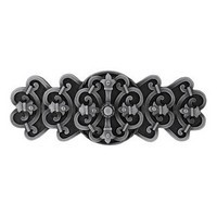 Notting Hill NHP-676-AP, Chateau Pull in Antique Pewter, Olde World