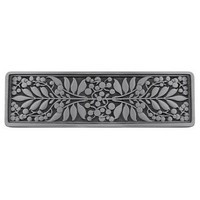 Notting Hill NHP-679-AP, Mountain Ash Pull in Antique Pewter, English Garden