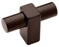 Liberty Hardware P17020C-OB3-C, Knob, 1-3/4 dia., Oil Rubbed Bronze, Artesia