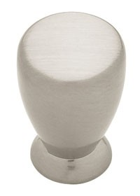 Liberty Hardware PN0248-SN-C, Knob, 3/4 dia., Satin Nickel