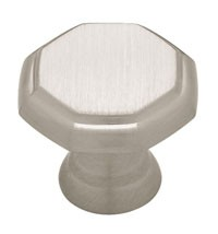 Liberty Hardware PN0292-SN-C, Knob, 1-1/4 dia., Satin Nickel
