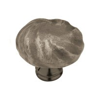 Liberty Hardware PN1320-AP-C, Knob, 1-1/2 dia., Antique Pewter