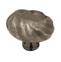 Liberty Hardware PN1330-AP-C, Knob, 1-5/8 dia., Antique Pewter